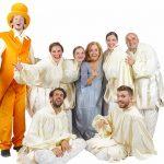 «To Βαλς με τα Παραμύθια» της Κάρμεν Ρουγγέρη από 4/11 στο Θέατρο Κιβωτός