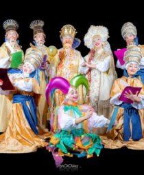 O Τσάρος με την Μακριά Γενειάδα από 10 Νοεμβρίου στο θέατρο Κιβωτός