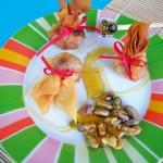 Συνταγή για Πουγγάκια με Μέλι