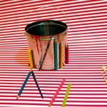 Καλλιτεχνικό Πάρτι - Κουβαδάκι με χρώματα