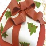Τούρτα Χριστουγεννιάτικο Δώρο
