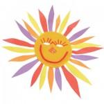 Μάσκα Λουλούδι για Κορίτσια για το Καρναβάλι