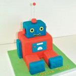 Τούρτα Γενεθλίων Ρομπότ