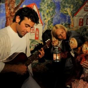 Θέατρο για Παιδιά οι Μουσικοί της Βρέμης