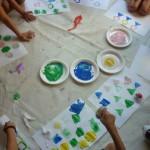 Μικροί καλλιτέχνες στα μονοπάτια της γνώσης στον Ελληνικό Κόσμο