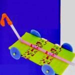 Κατασκευή Αυτοκινητάκι με Μπαλόνι
