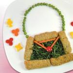 Συνταγή Σαλάτα Σε Σχήμα Τσαντάκι