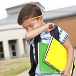 Αντιμετωπίστε τα Σχολικά Μικρόβια