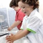 Χέρια: Ασπίδα Υγείας για τα Παιδιά