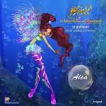 Ταινία Κινουμένων Σχεδίων Winx Club: Το Μυστήριο του Ωκεανού