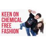 KEEN…Παιδικά t -shirt από Οργανικό Βαμβάκι
